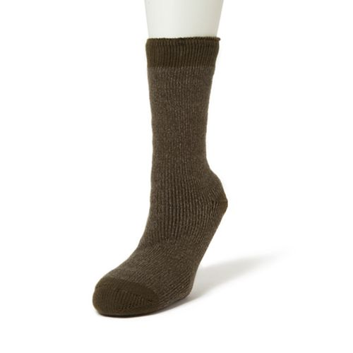Men's Dearfoams Brushed Cabin Crew Socks
