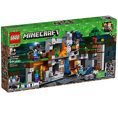 LEGO Minecraft The Bedrock Adventures Set 21147