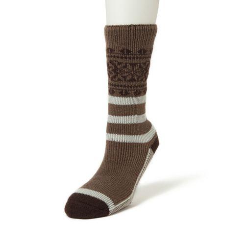 Men's Dearfoams Thermal Crew Slipper Socks