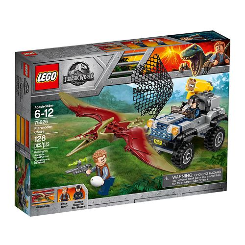 LEGO Jurassic World Pteranodon Chase Set 75926