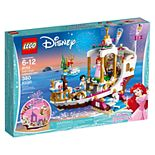 LEGO Disney Princess Ariel's Royal Celebration Boat Set 41153