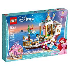 LEGO Disney Princess Ariel's Royal Celebration Boat Set 41153