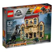 LEGO Jurassic World Indoraptor Rampage at Lockwood Estate Set 75930