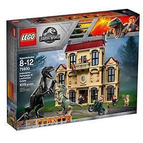 LEGO Jurassic World Indoraptor Rampage at Lockwood Estate Set 75930