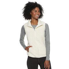 Women's FILA SPORT® Sherpa Vest