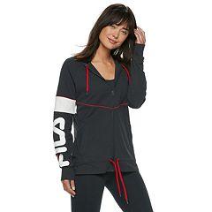 Women's FILA SPORT® Cinched Hem Jacket