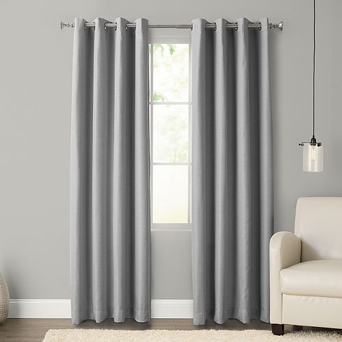Sonoma Goods For Life 2 Pack Davis Blackout Window Curtain