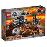 LEGO Jurassic World Carnotaurus Gyrosphere Escape Set 75929