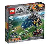 LEGO Jurassic World Blue's Helicopter Pursuit Set 75928