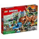 LEGO Juniors T. Rex Breakout Set 10758