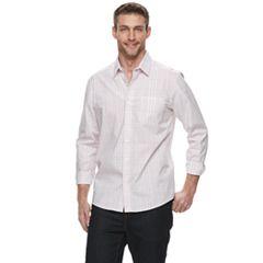 Men's Apt. 9® Stretch No-Iron Button-Down Shirt