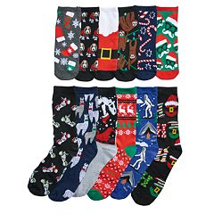 mens christmas holiday 12 days of socks gift set - 12 Days Of Christmas Gift Ideas For Him