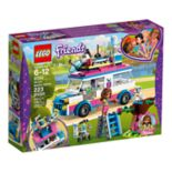 LEGO Friends Olivia's Mission Vehicle Set 41333