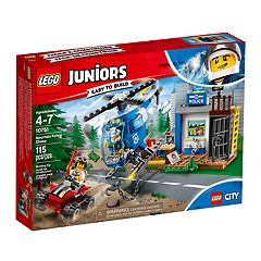 LEGO Juniors Mountain Police Chase Set 10751