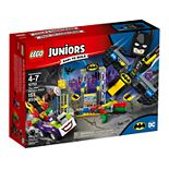 LEGO Juniors The Joker Batcave Attack Set 10753