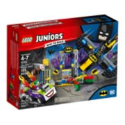 LEGO Juniors The Joker Batcave Attack Set 10753