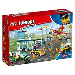 LEGO Juniors City Central Airport Set 10764