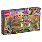 LEGO Friends The Big Race Day Set 41352