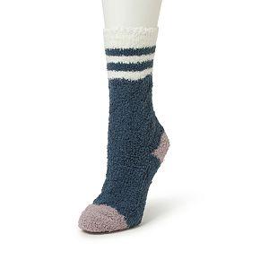 Women's Dearfoams Fuzzy Cabin Slipper Socks