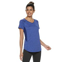 Women's Tek Gear® Base-Layer V-Neck Tee