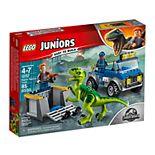 LEGO Juniors Raptor Rescue Truck Set 10757