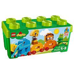 LEGO DUPLO My First Animal Brick Box Set 10863