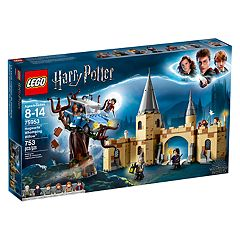 LEGO Harry Potter Hogwarts Whomping Willow Set 75953
