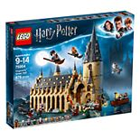 LEGO Harry Potter Hogwarts Great Hall Set 75954