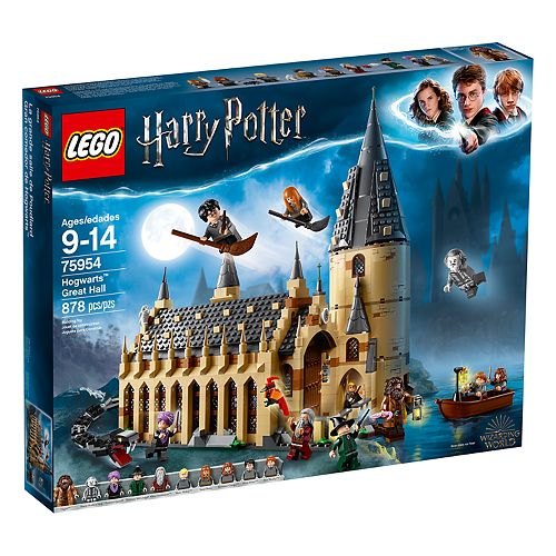 LEGO Harry Potter Hogwarts Great Hall Set 75954