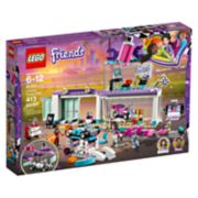 LEGO Friends Creative Tuning Shop Set 41351