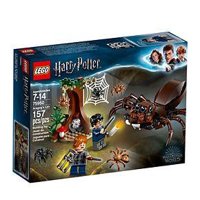 LEGO Harry Potter Aragog's Lair Set 75950