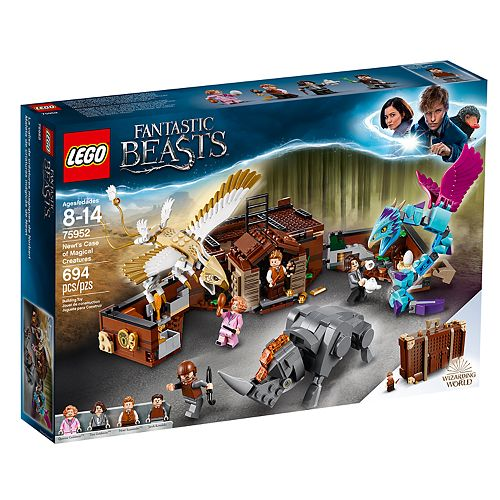 LEGO Harry Potter Newt´s Case of Magical Creatures Set 75952