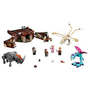 LEGO Harry Potter Newt´s Case of Magical Creatures Set 75952