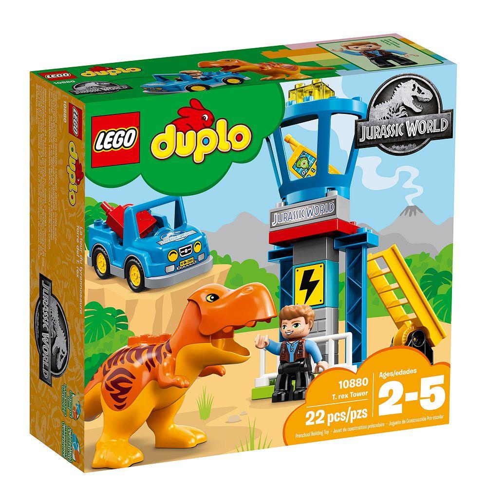 LEGO DUPLO T. Rex Tower Set 10880