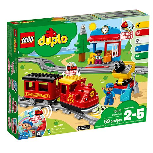 LEGO DUPLO Steam Train Set 10874