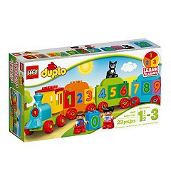 LEGO DUPLO Number Train Set 10847