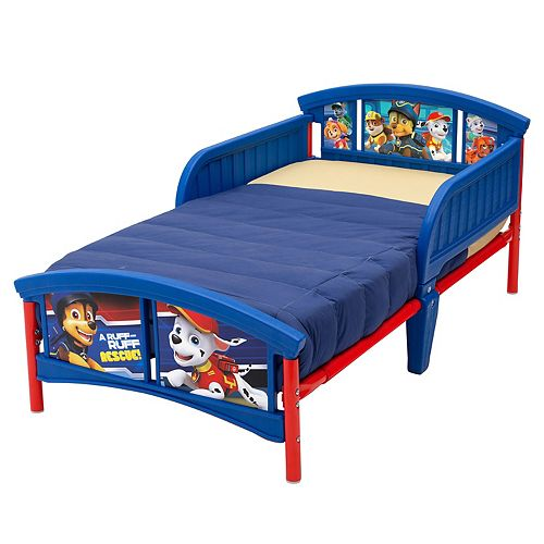Delta Children Paw Patrol Toddler Bed