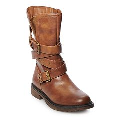 SO® Katsura Women's Moto Boots