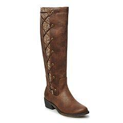 SO® Hemlock Women's Riding Boots