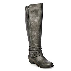SO® Olive Women's Riding Boots