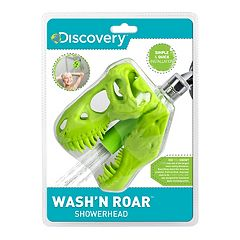Barbuzzo Wash 'n Roar Shower Head