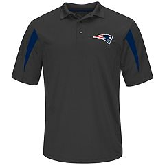 Big & Tall New England Patriots Promo Polo