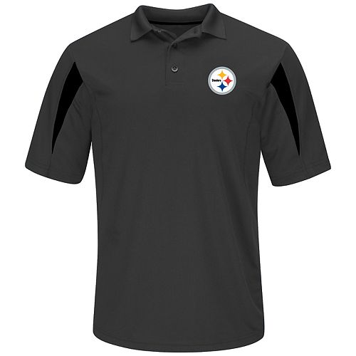 Big & Tall Pittsburgh Steelers Promo Polo