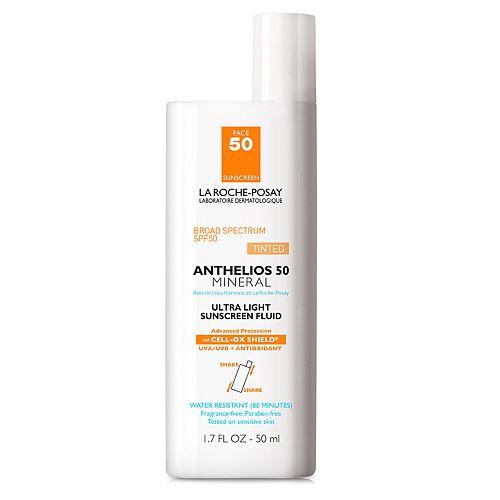 La Roche-Posay Anthelios 50 Mineral Ultra Light Sunscreen - SPF 50