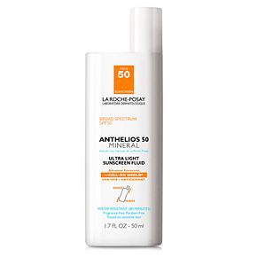 La Roche-Posay Anthelios Mineral Ultra Light Sunscreen Fluid - SPF 50