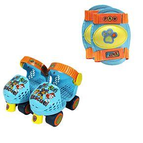 Playwheels Paw Patrol Roller Skates & Knee Pads Set