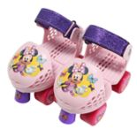 Disney's Minnie Mouse Roller Skates & Knee Pads Set by Playwheels