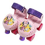 Disney's Minnie Mouse Roller Skates & Knee Pads Set by PlayWheels?
