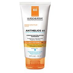 La Roche-Posay Anthelios Cooling Water Sunscreen Lotion SPF 60