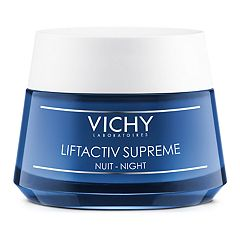 VICHY LiftActiv Night Cream Anti-Wrinkle Face Moisturizer